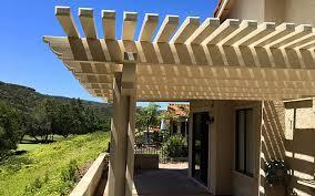 Brown aluminum patio covers Barbecue Aluminum Lattice Patio Cover Patio Covers Lattice Aluminum Patio Covers Temecula Ca Murrieta Escondido