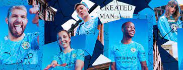 Official Manchester City Jerseys & Gear
