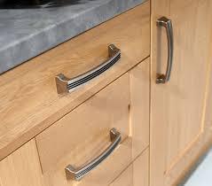 traditional kitchen and bedroom door handles