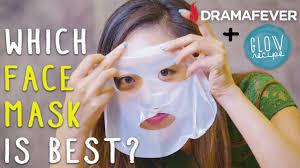 korean sheet masks korean sheet masks rubber masks wash off masks which is the