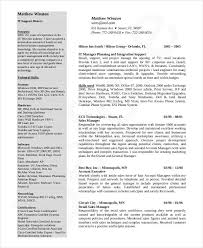 Sample Resume Download Enchanting 28 Download Resume Templates PDF DOC Free Premium Templates