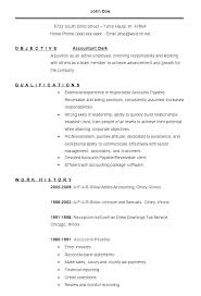 Create My Resume Accountant Job Description For Cost Accounting