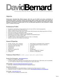 Graphic Design Resume Examples Resume Sample For A Designer Fresh Graphic Designer Cv Pdf 80
