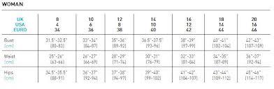 Gill Gloves Size Chart Gill Os3 Womens Coastal Sailing Jacket Blue