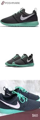 Nike Roshe One Se Womens Shoes Size 7 5 Gray Brand New