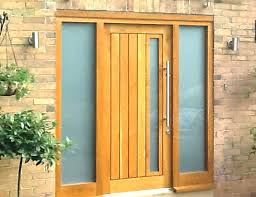 contemporary oak front doors contemporary wooden front