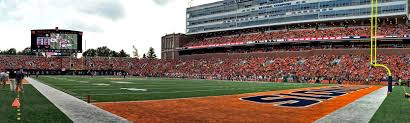 Memorial Stadium Il Tickets And Seating Chart