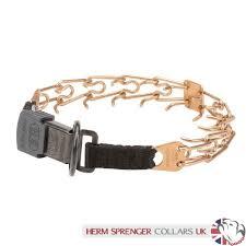 Herm Sprenger Size Chart Herm Sprenger Curogan Pinch Collar With Buckle 2 25 Mm 35 53