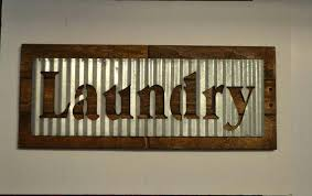 signs for laundry rooms