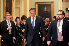 Romney's impeachment vote didn't change the outcome but it did change the  narrative
