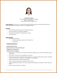 Objective Statement On Resume Resume Examples Objective Resume Sample Objective Statements