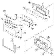 Maytag range parts model mer6872bab sears partsdirect basic electrical wiring diagrams at rf388lxkq0 wiring diagram