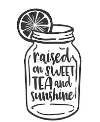 Raised on sweet tea and sunshine!