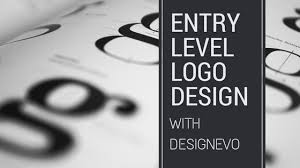 entry levle entry level logo design with designevo make tech better