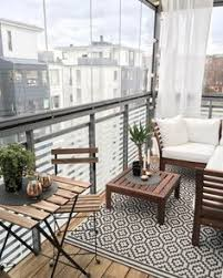 balcony design furniture. Just Showing An Outdoor Rug On A Balcony (not This Particular Rug, Per Se) Beautiful And Cozy Apartment Decor Ideas Design Furniture L