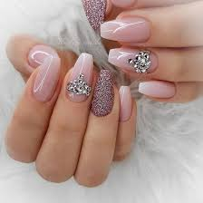 ombre pink and mauve glitter nail art design 1 top ideas to try coffin nails