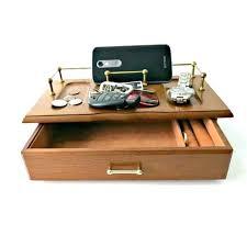 wooden desk accessories desks accessories desk home office desk office desk decor desks accessories vintage valet brass wood desk wood desk wood desk