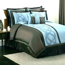 blue and brown comforter blue and brown comforter set interior likable blue brown comforter set mocha