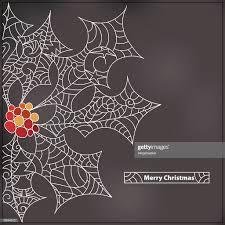 Weihnachten Weihnachtsstern Stock Illustration Getty Images