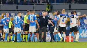 Serie A, Napoli-Atalanta 2-2: video gol highlights