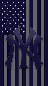 Mlb wallpaper, New york yankees logo ...