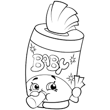 25 Shopkins Printable Coloring Pages Pictures Free Coloring Pages