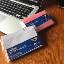 Tabbed Index Cards 4x6 Amazon Com Find It Tabbed Index Cards 4 X 6 Inches Assorted