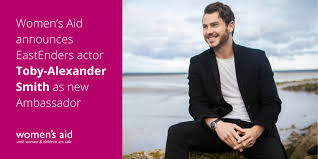 Women's Aid announces EastEnders actor Toby-Alexander Smith as new  Ambassador - Womens Aid