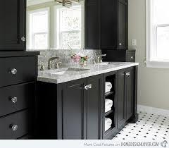 black bathroom vanity. black bathroom vanity e