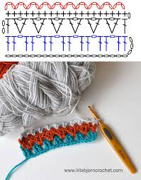 Crochet Charts About My Battle With Crochet Charts Software Lillabjörns