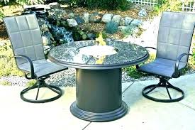 patio furniture sets with gas fire pit vformallianceorg patio dining sets with fire pits outdoor dining tables with fire pits