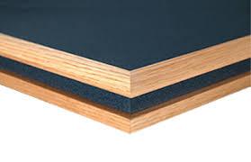 Wood Bevel KBW-3 Wood Bevel with laminate insert KBW-4