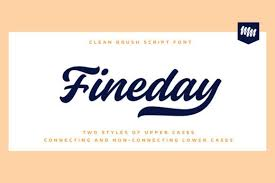 Eames century modern is a serif typeface designed by erik van blokland and released through house industries in 2010. Fineday Font By Melvasmika Creative Fabrica Di 2020