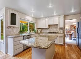 Santa Cecilia Light Granite Kitchen Kitchen Design Gallery Great Lakes Granite Marble
