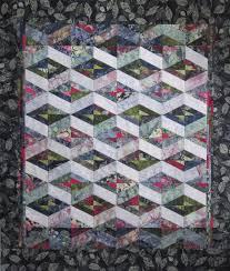 Wrap It Up Quilt Pattern - Best Accessories Home 2017 & Illusion Pattern Adamdwight.com