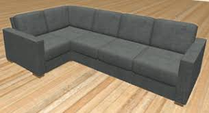 Long Right Corner Sofa