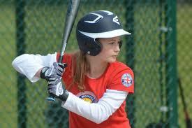 Image result for girls playing baseball