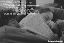 Good Morning Kiss Images With Quotes Best Of 24 Truly Romantic Good Morning Quotes For Him