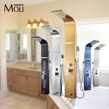 10 Zoll Dusche Panel In Wand Bad Dusche Set Regen Massage