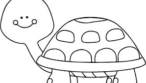 Cute Turtle Coloring Pages Free Turtle Coloring Pages Color Page