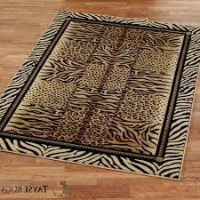breakthrough animal print area rugs festival jungle delightful african rug