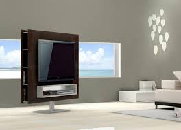 Image Solid Wood Trendir 44 Modern Tv Stand Designs For Ultimate Home Entertainment