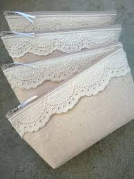 makeup gift sets ideas. bridesmaid clutches, fall wedding clutch purse, lace, bridesmaids gift, - set of 12 makeup gift sets ideas