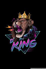 lion king roar ultra hd desktop