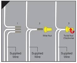 how to install your own usb wall outlet at home if you have more than one neutral wire terminal then you will have to combine the two wires into one since the usb outlet only has one junction for the
