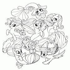 20 Beste My Little Pony Kleurplaat Spelletjes Win Charles