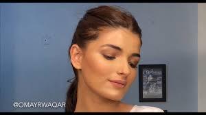 photoshoot makeup tutorial by omayr waqar