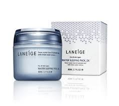 Image result for Laneige Sleep over water bank