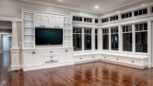 Built In Entertainment Centers Hand Made Contemporary - Custom bedroom cabinets