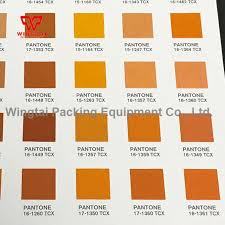 Us 950 0 Pantone Tcx Cotton Planner Pantone Fashion Home Tcx Color Chart Fhic300 For Textile Industry In Pneumatic Parts From Home Improvement On